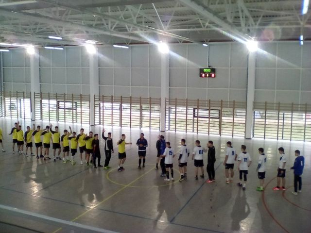 handbal juniori