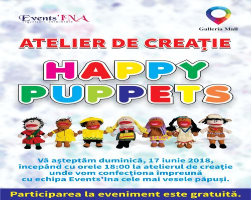 Afis Happy Puppets